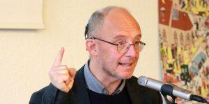 Ralph Kunz, Professor für praktische Theologie an der Universität Zürich